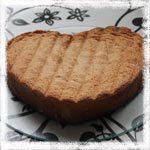 Ванильный бисквит на кипятке