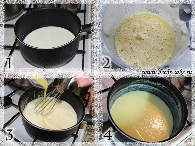 Лучший крем для бисквита рецепт