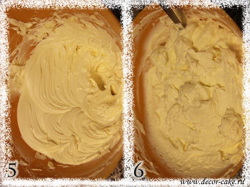 Крем для слоеных коржей рецепт пошагово